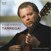 Album artwork for TARREGA - MANUEL BARRUECO