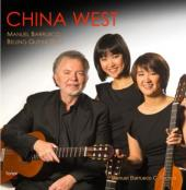 Album artwork for CHINA WEST (BARRUECO & BEIJING GUITAR DUO)