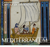 Album artwork for MEDITERRANEUM - Chronicle of a Medieval Voyage