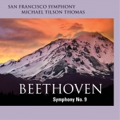 Album artwork for Beethoven: Symphony No.9 / SFS, Tilson Thomas