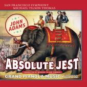Album artwork for Adams: Absolute Jest, Grand Pianola Music