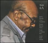 Album artwork for James Moody - 4A