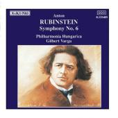 Album artwork for Rubinstein: Symphony #6