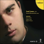 Album artwork for SONATAS: FRANCK, YSAYE, D'HAENE