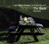 Album artwork for LES TALENS LYRIQUES: BACH DYNASTY, THE