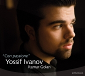 Album artwork for Yossif Ivanov / Itamar Golan: