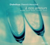 Album artwork for A nos amours: Dietrich Henschel / Diabolicus