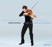 Album artwork for Antoine Tamestit: Shostakovich / Schnittke
