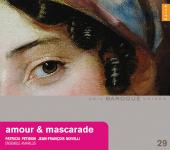 Album artwork for Purcell: Amour & Mascarade