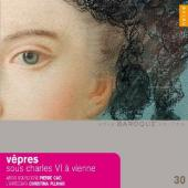Album artwork for Vepres sous Charles VI a Vienne