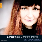 Album artwork for CHRISTINA PLUHAR - LOS IMPOSSIBLES
