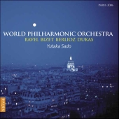 Album artwork for WORLD PHILHARMONIC: RAVEL/BIZET/BERLIOZ/DUKAS