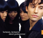 Album artwork for DAVID GREILSAMMER: FANTAISIE_FANTASME