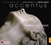 Album artwork for Dvorak: Stabat Mater, Op. 58 - Accentus
