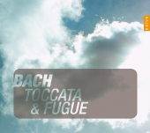 Album artwork for BACH: TOCCATA & FUGUE