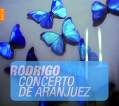 Album artwork for RODRIGO: CONCERTO DE ARANJUEZ