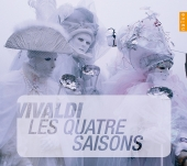 Album artwork for VIVALDI: LES QUATRE SAISONS