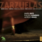 Album artwork for Arrieta / Breton / Vives: Zarzuelas - Domingo, Bay
