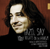 Album artwork for Fazil Say: 1001 Nights in the Harem