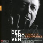 Album artwork for BEETHOVEN: COMPLETE SYMPHONIES / KRIVINE