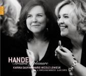 Album artwork for Handel: Streams of Pleasure - Arias & Duos