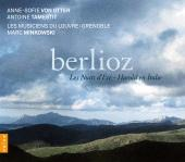 Album artwork for Berlioz: Les Nuits D'ete / von Otter