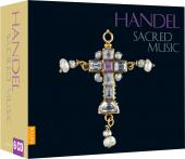 Album artwork for Handel: Sacred Music