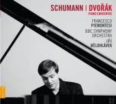 Album artwork for Schumann / Dvorak: Piano Concertos