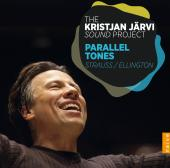 Album artwork for Kristjan Jarvi Sound Project - Parallel Tones