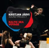 Album artwork for The Kristjan Jarvi Sound Project - Baltic Sea Voya
