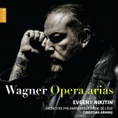 Album artwork for Wagner: OPERA ARIAS / Nikitin