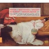 Album artwork for QUATUOR MOSAÏQUES