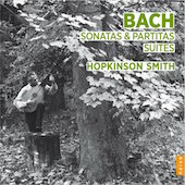 Album artwork for Bach: Sonatas and Partitas, Suites / Smith
