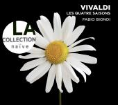 Album artwork for Vivaldi: Les Quatre Saisons / Biondi