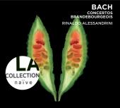 Album artwork for BACH: BRANDENBURG CONCERTOS NO
