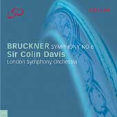 Album artwork for Bruckner: Symphony no 6 / Sir Colin Davis
