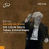 Album artwork for BERLIOZ - HAROLD IN ITALY