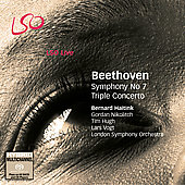 Album artwork for Beethoven: Symphony no 7, etc / Haitink, London