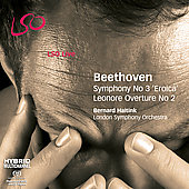 Album artwork for Beethoven: Symphony no 3, etc / Haitink, London