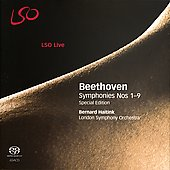 Album artwork for Beethoven: Symphonies Nos. 1-9 (Haitink)