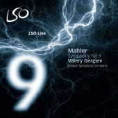 Album artwork for Mahler: Symphony No 9 / Gergiev