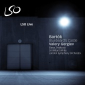 Album artwork for Bartok: Bluebeard's Castle / Gergiev