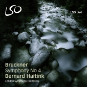 Album artwork for Bruckner: Symphony No 4 Haitink