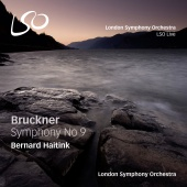 Album artwork for BRUCKNER. Symphony No.9. London Symphony/Haitink