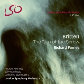 Album artwork for Britten: The Turn of the Screw / Farnes
