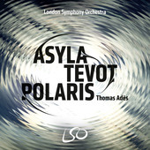 Album artwork for Adès: Asyla - Tevot - Polaris