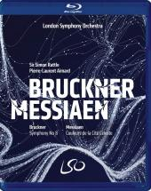 Album artwork for Bruckner: Symphony #8, etc / Rattle, LSO