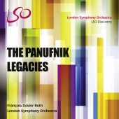 Album artwork for The Panufnik Legacies. London Symphony Orchestra,
