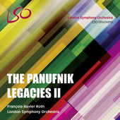 Album artwork for The Panufnik Legacies II