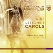 Album artwork for Festival of Nine Lessons & Carols. King's College